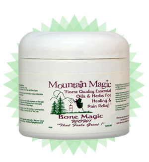 Bone Magic Salve - 4oz jar