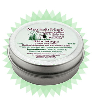 Skin Magic 4oz.tin